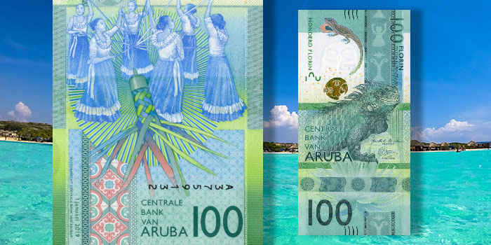 IBNS 2019 Bank Note of the Year Award Goes to Aruba