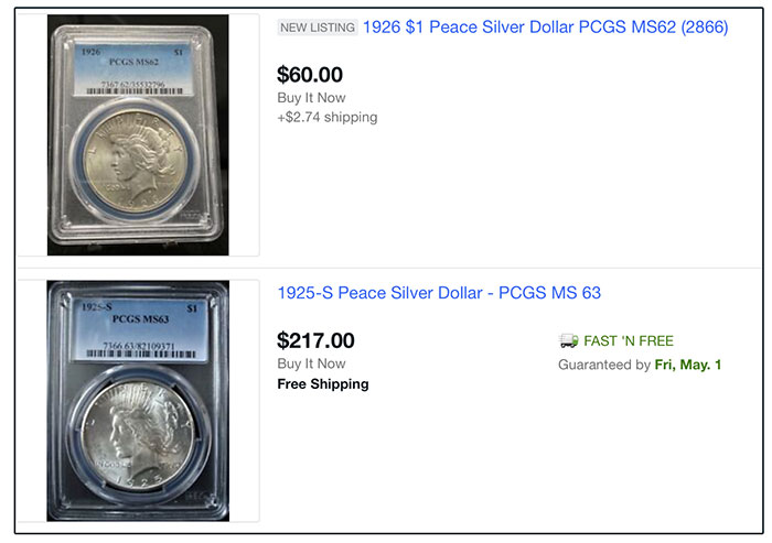 11 Things You Don T Know About Selling Coins On Ebay