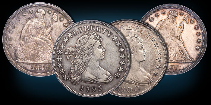 Heritage Offers Jesse Lopez Classic Silver Dollar Collection, Confederate Currency