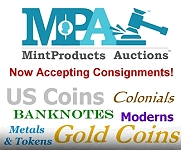MintProducts Auctions