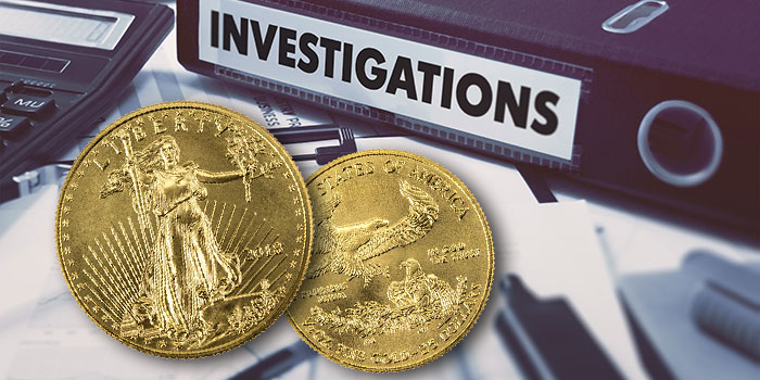 Numismatic Crime - NCIC Needs Your Help to Find Missing, Stolen Coins & Currency