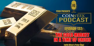 The Gold Market in a Time of Crisi: Charles Morgan with Kitco's Peter Hug