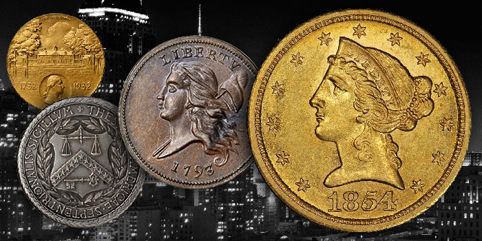 Stack's Bowers March 2020 Auction Sells Over $26.59 Million in U.S. Coins