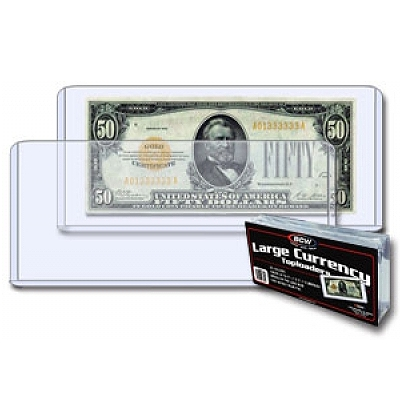 Paper Money Storage