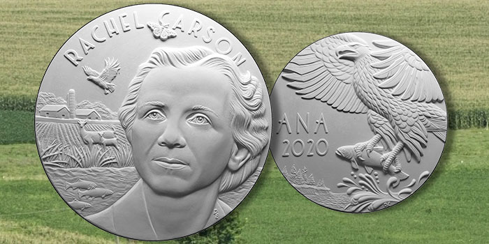 ANA World's Fair of Money Medal Created by Don Everhart