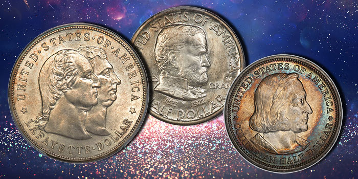 Classic Commemorative Month-Long Heritage Auction Open for Bidding