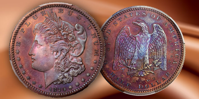 Eagerly Sought Pattern Morgan Half Dollar: Stack's Bowers Direct