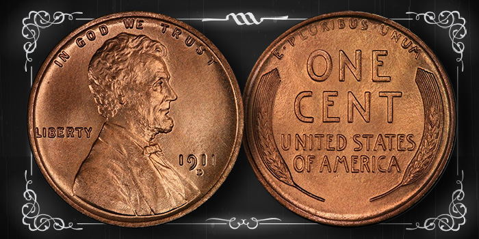 Coin Profile: United States 1911-D Lincoln Cent