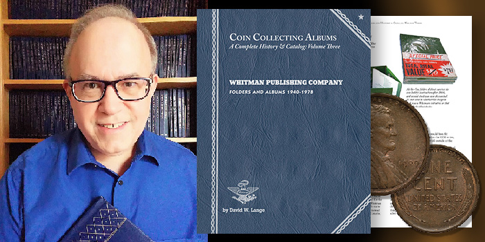 PennyBoard Press Publishes Latest Coin Album Book From David Lange