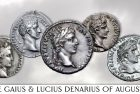 The Gaius & Lucius Denarius of Augustus