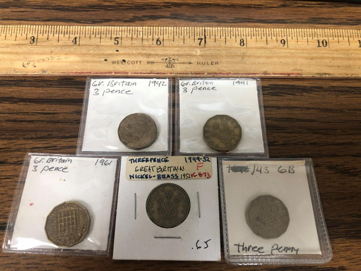 Coins recovered by California Highway Patrol - Numismatic Crime Information Center (NCIC), Doug Davis