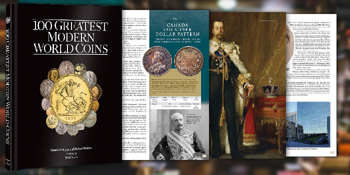 First Read: 100 Greatest Modern World Coins... Review by Louis Golino