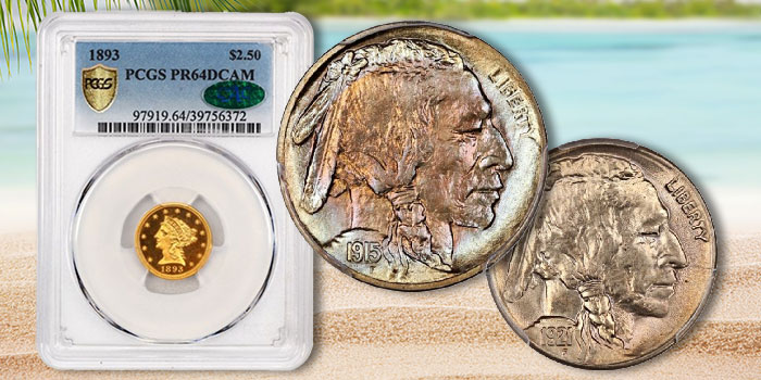 David Lawrence Features Hansen Collection Coins, More Key Nickels