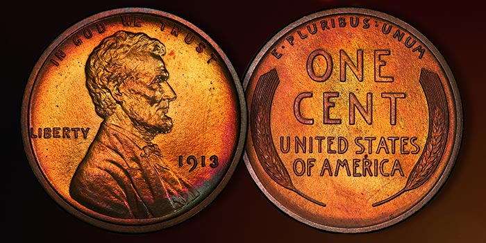 Top Pop Matte Proof 1913 Lincoln Cent: Stack's Bowers Direct