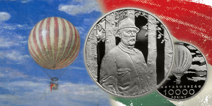 Hungarian Mint Commemorates Impressionist Merse on New Coins