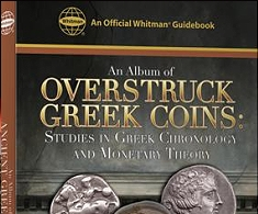 OVERSTRUCK GREEK COINS