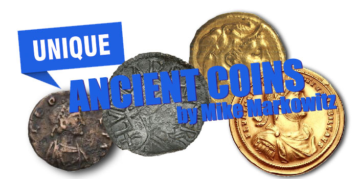 One of a Kind: Some Unique Ancient Coins