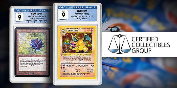 CGC Launches Trading Card Division to Grade Pokémon, Magic Cards