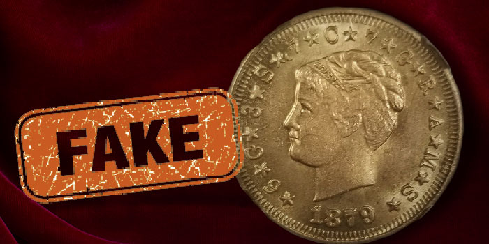 Anti-Counterfeiting: Attempt Made to Sell Fake $300,000 Gold Coin