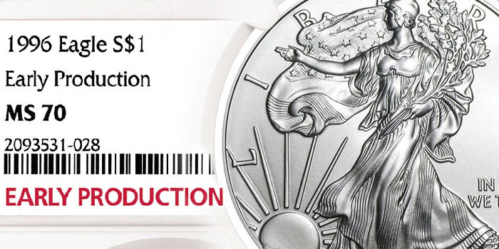 NGC Introduces 'Early Production' Designation for Early Mint Strikes