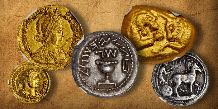 Ancient Type Coins, Crown and Medallic Collections Highlight Stack's Bowers August 2020 Auction