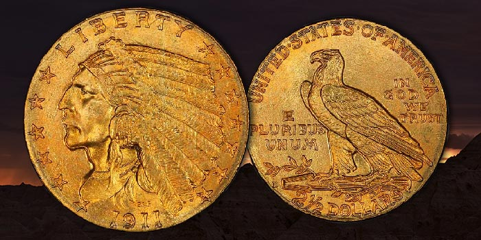 The Indian Head Gold Coins That Caused a Panic Over Germs