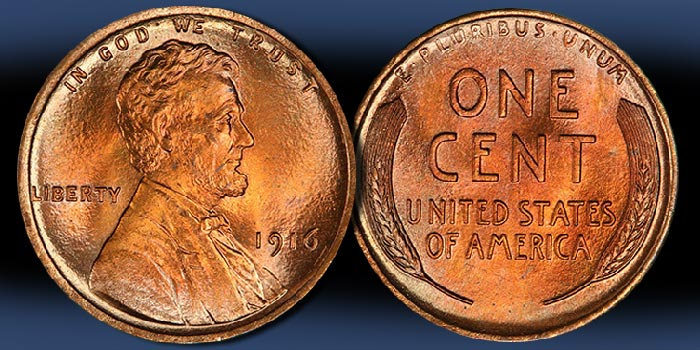 Top Pop 1916 Lincoln Cent in Stack's Bowers November 2020 Auction