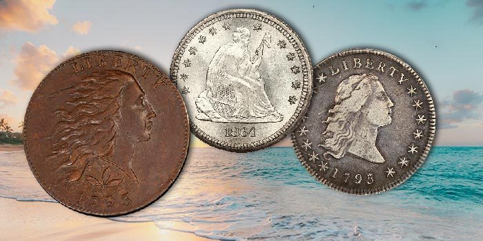 First Year Rarities Collection Showcase at David Lawrence Rare Coins Auction