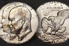 Dramatic Ike Dollar Error Sells at Heritage US Coin Signature Auction