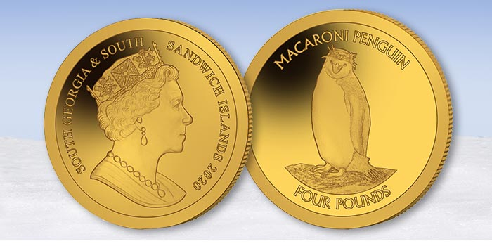 New Proof Gold Coin Complements Popular Penguin Series From Pobjoy Mint