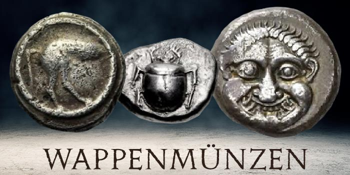 Athens Before the Owls: The Wappenmünzen Coins - CoinWeek Ancient Coin Series