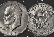 United States 1978-D Eisenhower Dollar CoinWeek IQ Coin Profile