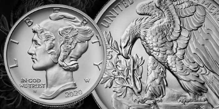 United States Mint Opens Sales for Uncirculated Palladium Coin Sept. 24