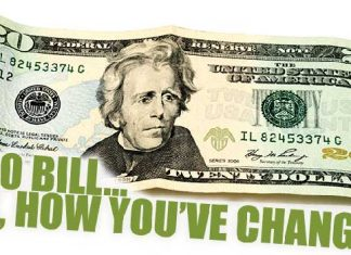 $20 bill - Oh, how you've changed! CoinWeek Streaming News and NGC