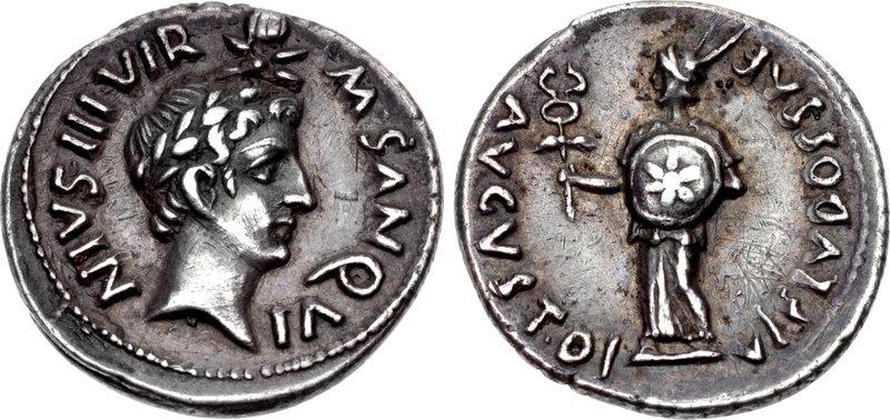 Denarius of Augustus