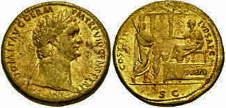 Sestertius of Domitian