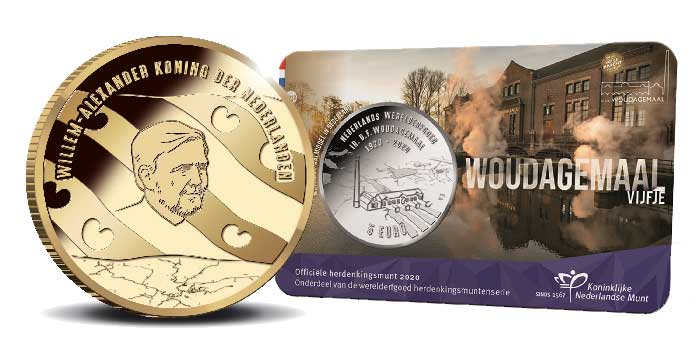 Coin Commemorates 100th Anniversary of World's Largest Water-Management Steam Pumping Station