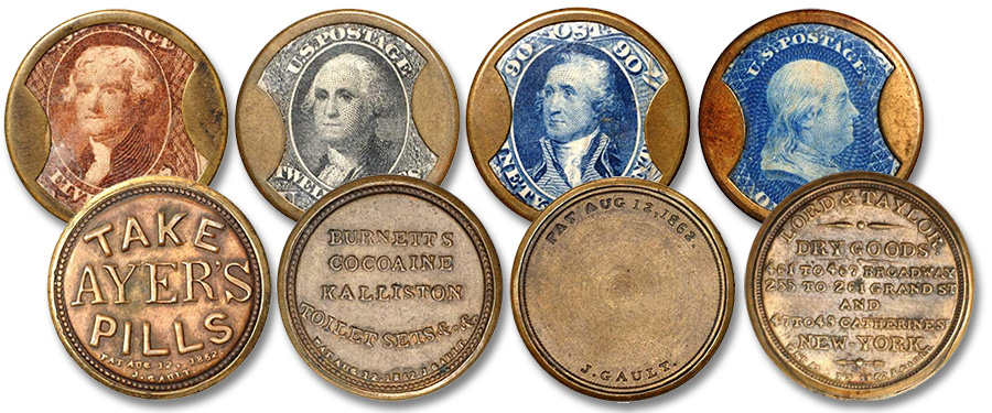 Q. David Bowers: The Last of the Encased Postage Stamp Issuers. Stack's Bowers Galleries