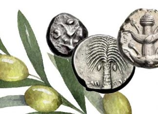 Plants and Trees on Ancient Coins - Catawiki