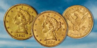 What I learned about Liberty Head half eagles from the Fairmont Hoard - Doug Winter Numisatics