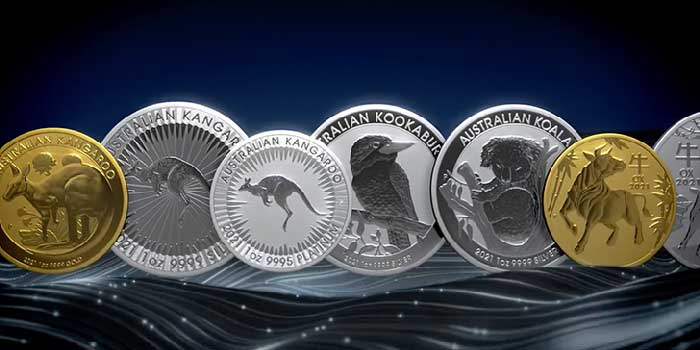 Perth Mint Unveils 2021 Bullion Coins Amid Metals Rally