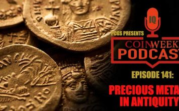 CoinWeek #141: Precious Metals in Antinquity by Mike Markowitz, CoinWeek Ancient Coin Series
