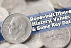 Roosevelt Dimes – History, Values and Some Key Dates