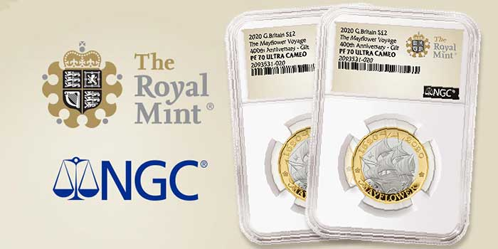 Royal Mint Partners With NGC to Offer Certified Coins