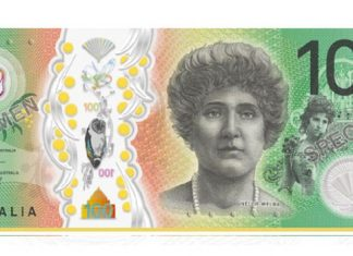 Reserve Bank of Australia New $100 Banknote Design