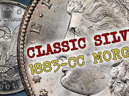Classic Silver 1883-CC Morgan Dollar: CoinWeek Streaming News