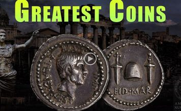 American Numismatic Society (ANS) Launches Greatest Coins Video Series