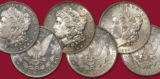 Larry H. Miller Collection of Morgan Silver Dollars in Stack's Bowers November 2020 Auction