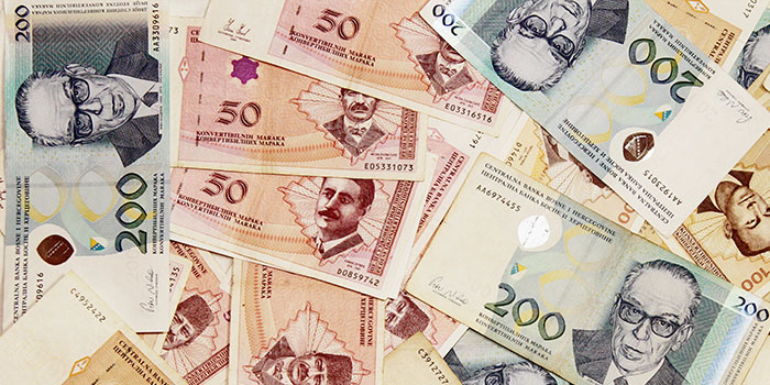 Bosnia and Herzegovina: The Two Sides of a Bill