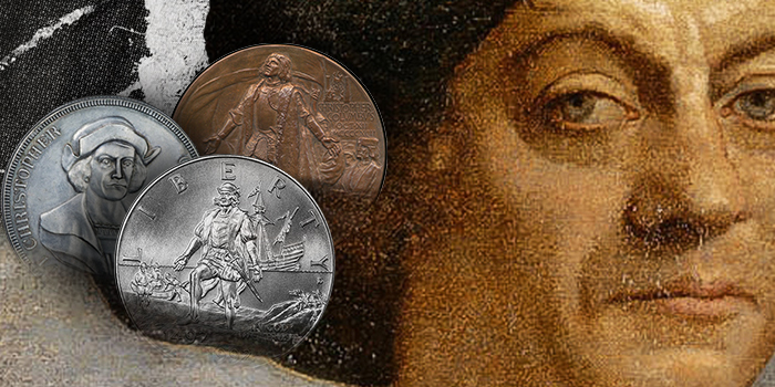 Christopher Columbus: His Decline in Numismatics and the Nation's Collective Memory